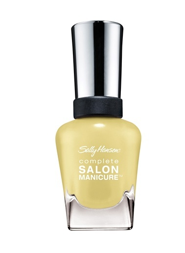 Complete Salon Manicure Oje - 45 Yellow Kity-Sally Hansen